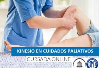 Kinesiologia en cuidados paliativos