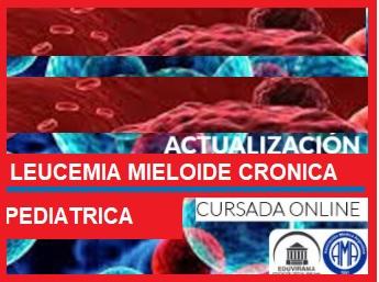 Leucemia mieloide crónica en pediatría