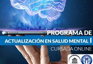 Programa de Actualización en Salud Mental I
