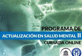 Programa de Actualización en Salud Mental II