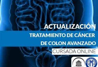 Tratamiento del cáncer de colon avanzado