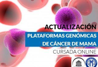Plataformas genómicas en cáncer de mama