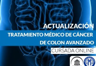 Tratamiento médico del cáncer de colon avanzado