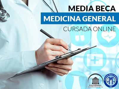 Media Beca de Actualización en Medicina General
