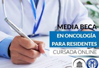 Media Beca curso avances en oncologia 2021 residentes