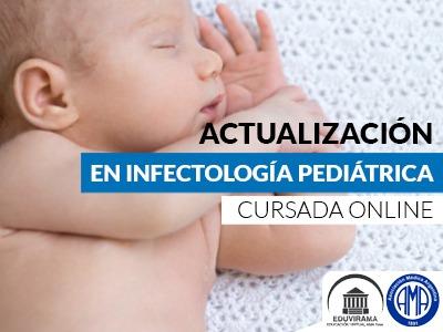 Actualización en Infectología Pediátrica