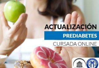 Actualización en Prediabetes