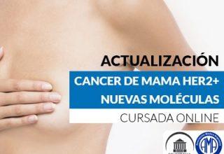 Ca de mama avanzado Her2+-Nuevas moléculas