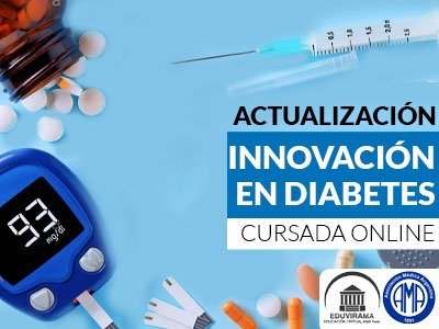 Diabetes:  innovaciones tecnológicas