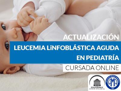 Leucemia linfoblástica aguda en pediatria