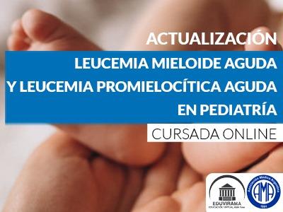 Leucemia mieloide aguda en pediatría