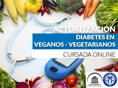 Diabetes y vegetarianismo