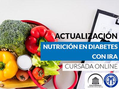 Nutrición en diabéticos con IRA