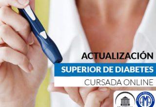 Curso Superior de actualización en Diabetes