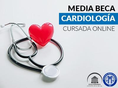 Media Beca de Actualización en Cardiología