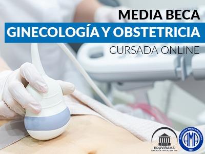 Media Beca de Actualización en Ginecología y Obstetricia