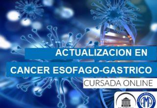 Cancer esófago-gástrico