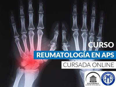 Reumatología en APS