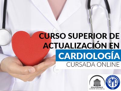 Curso Superior de actualización en Cardiología