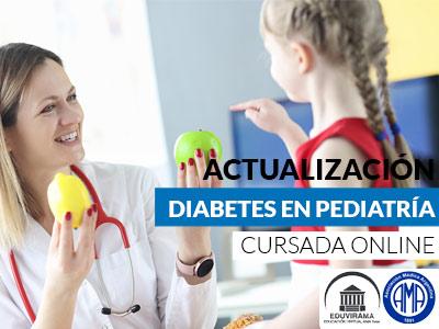 Diabetes en pediatría