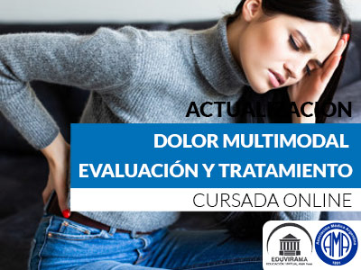 Curso Superior de dolor multimodal diagnóstico y tratamiento