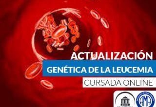 Genética de la leucemia