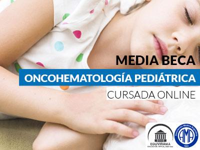 Media beca en Oncohematología pediátrica