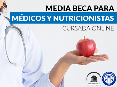 Media Beca de Actualización en Nutrición
