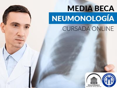 Media Beca de Actualización en Neumonología