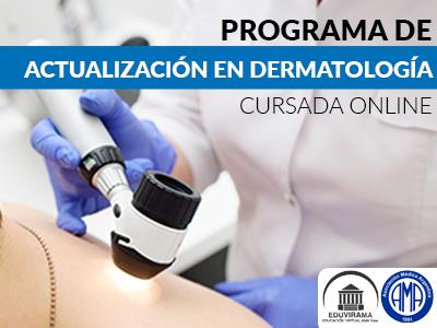 Programa de Actualización en Dermatología