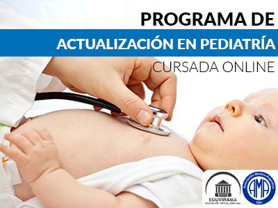 Programa de Actualización en Pediatría