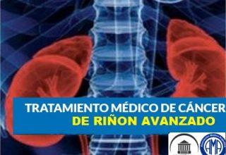 Tratamiento del cáncer de riñon avanzado