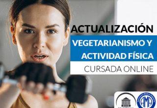 Vegetarianismo y actividad física